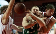 Spartak - UNICS. Game 1