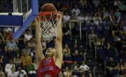 CSKA - Khimki. Game 2. Best moments